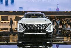 智能纯电概念车凯迪拉克LYRIQ正式亮相