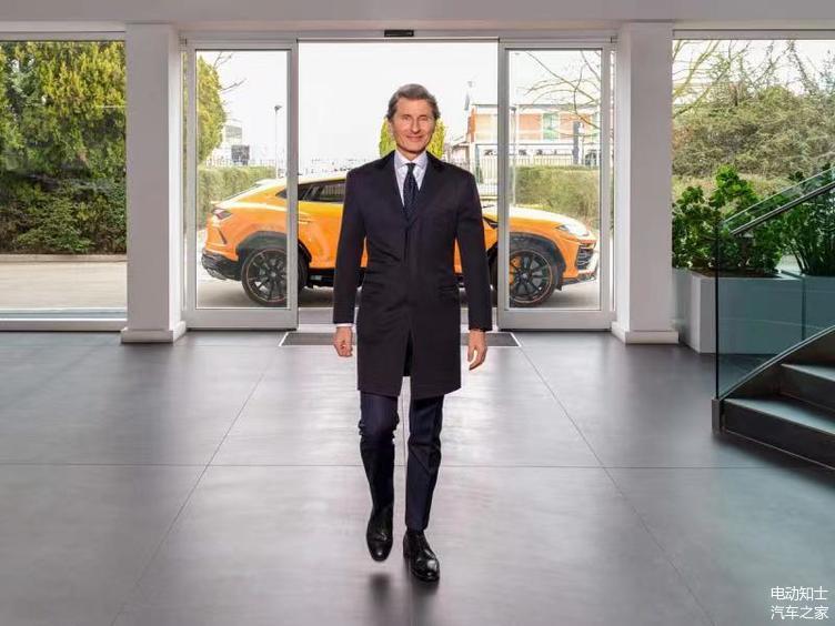 兰博基尼汽车公司携三款首发车型亮相2021上海车展