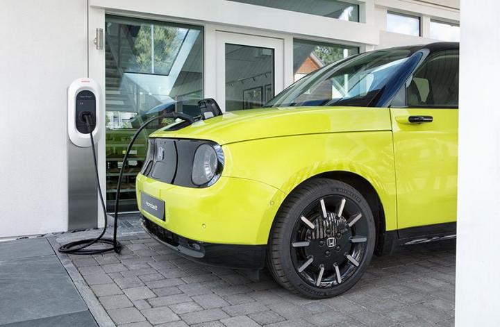 本田,智能充电,e:PROGRESS,电动汽车充电,实时电价