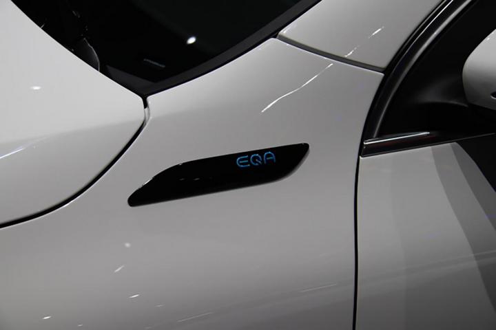 奔驰EQA/EQB 上海车展全球首发