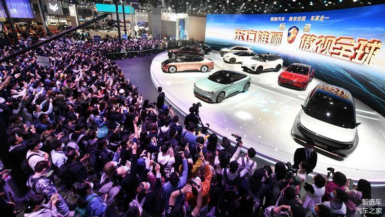 """上海车展""""大秀肌肉"""",这次恒驰汽车离我们又近了一步"""