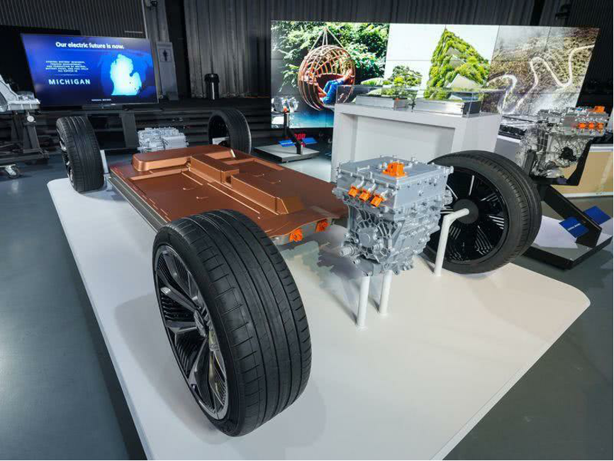与7家大型充电服务供应商达成合作,通用简化电动汽车充电体验