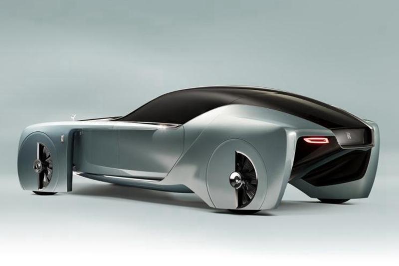 或为四门豪华轿车 劳斯莱斯全新纯电车型正量产化开发