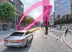 大陆与德国电信合作开发碰撞预警系统 保护弱势道路使用者