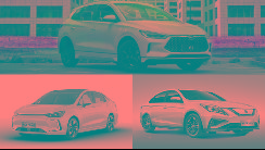 自主品牌扎堆推紧凑纯电家轿,五月上市的这3款新车型表现如何?
