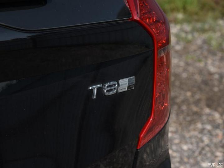 沃尔沃(进口) 沃尔沃XC90新能源 2020款 改款 E驱混动 T8 智尊豪华版 7座