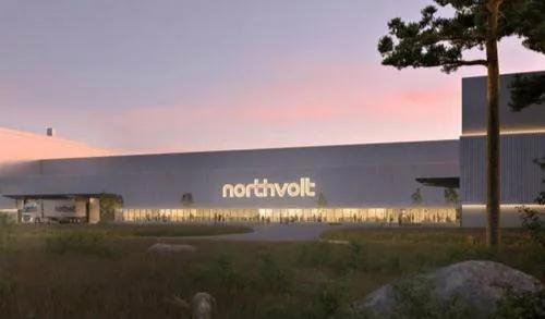 电池,Northvolt,动力电池