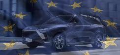 蔚来ES8获得欧盟整车型式认证:出口挪威步伐逐渐落实