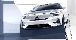 吉利SEA架构打造 沃尔沃全新纯电SUV海外曝光