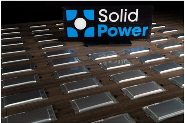 电池,Solid Power上市