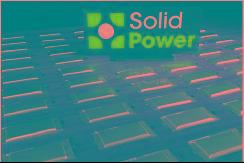 固态电池制造商Solid Power将借壳上市 合并实体估值12亿美元