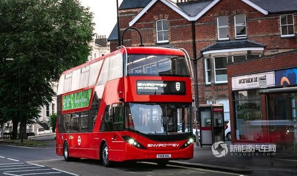 195台!比亚迪中标英国最大纯电动巴士订单