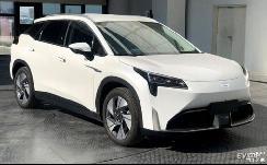 采用广汽埃安全新设计语言 Aion LX改款车型曝光