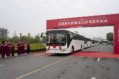 沙特市场全线拓疆 安凯客车解锁中国客车出海新攻略
