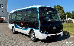 比亚迪与丰田合作的首款车型曝光:是台客车,还是氢燃料电池客车