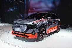 上汽奥迪首款纯电SUV或于2022年上市,CLTC续航里程达到560公里