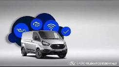 福特推出新车队管理工具Telematics Essentials 提高互联商用车的运行效率