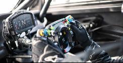 宾利和Fanatec共同开发GT3方向盘 可提供真实和虚拟驾驶功能