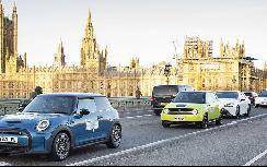 英国汽车行业呼吁政府2030年前建230万根充电桩