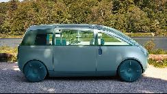 堪称移动书房 Mini 全新概念车亮相