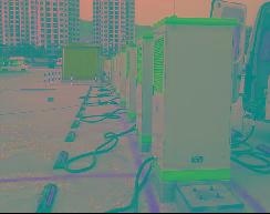 新能源汽车直流充电桩工作原理及常见故障分析