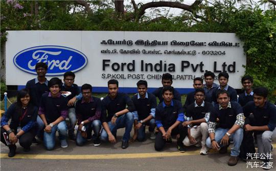 完犊子了,福特在印度也病得不轻