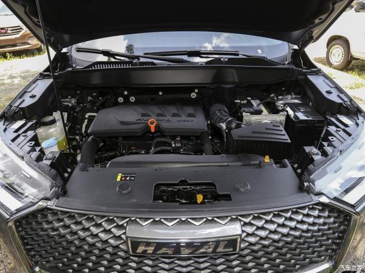 长城汽车 哈弗H6 2021款 第三代 1.5T 自动两驱Pro