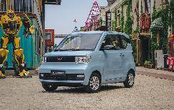 宏光MINIEV欧洲版车型将登陆西班牙