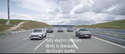 梅赛德斯奔驰公布电气化转型战略,将向全面电动化方向转型
