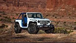 Jeep首款电动车将亮相 或用牧马人造型