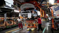 美三大车企希望2030年电动车销量达50%