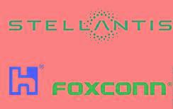 成立合资公司:富士康拿利润,Stellantis得车联网技术