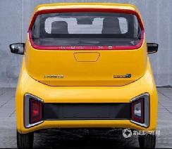 定位两座微型纯电动车 五菱NANOEV于天津车展首发