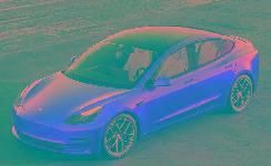 法国8月纯电/插混新车销量同比上涨60% Model 3销量创新高