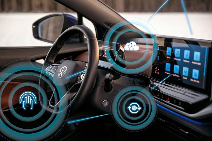 前瞻技术,大众汽车,ID系列引入OTA无线更新,ID. Software 2.3