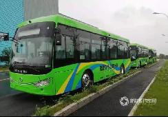 """10万公里,一技""""氢""""城!安凯客车全力加速低碳化转型"""