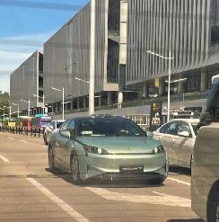 资讯丨恒大汽车恒驰7路试图曝光,新车竟没有一点伪装?