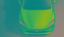 雷诺江铃羿更多配置信息公布:六款车型 GT版本零百加速5.8s