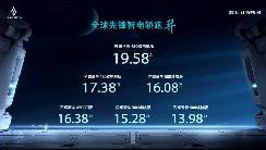 雷诺江铃首款车型羿正式上市 最高续航500km/13.98万元起售