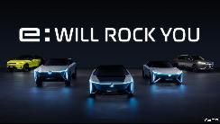 提速电动化 本田发布五款纯电动车型