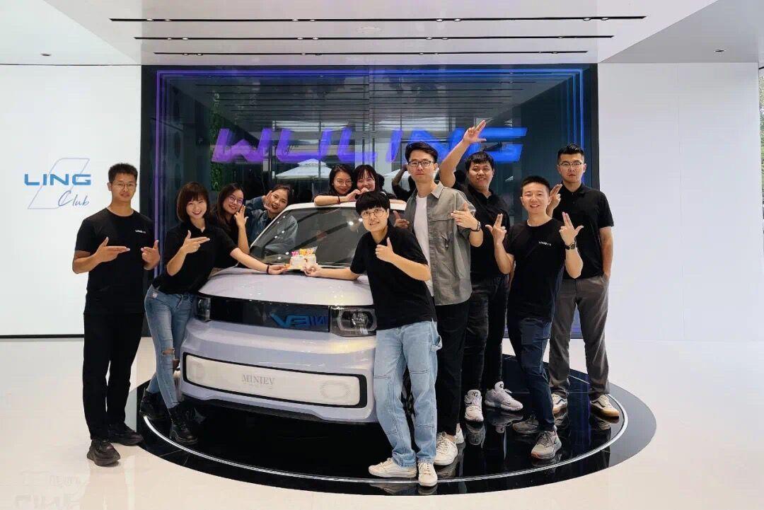 连续13个月稳居中国新能源车销冠,宏光MINIEV背后的秘密