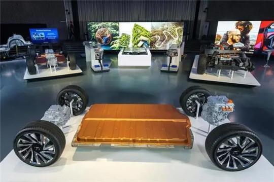 电动汽车,电池,福特