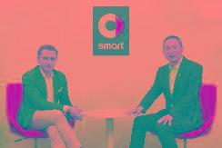 开启品牌发展新篇章 奔驰smart电动汽车重装出发智能汽车新领域
