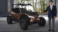 拥有UTV全地形越野车的结构 雷克萨斯展示全新氢动力休闲车