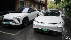 小鹏P7试驾报告:越级外观+标杆智能,满足对轿车的一切幻想