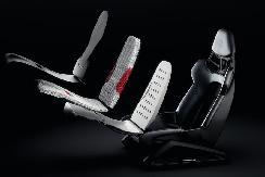 保时捷将3D打印斗式座椅应用于公路车辆中