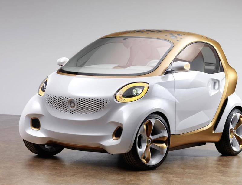 smart_forvision概念车(1/ 15)