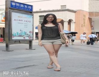 精致蓉城女孩 (18图)