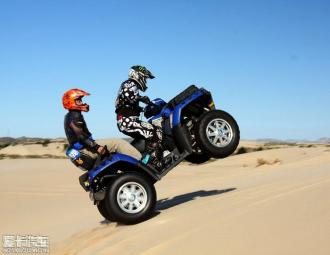 翁牛特旗沙漠越野之旅