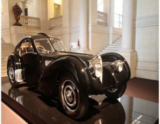"""卢浮宫""""Ralph_Lauren珍藏名车展览"""" (30图)"""